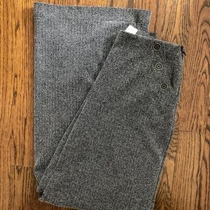 Wide-Leg Trousers Size Medium